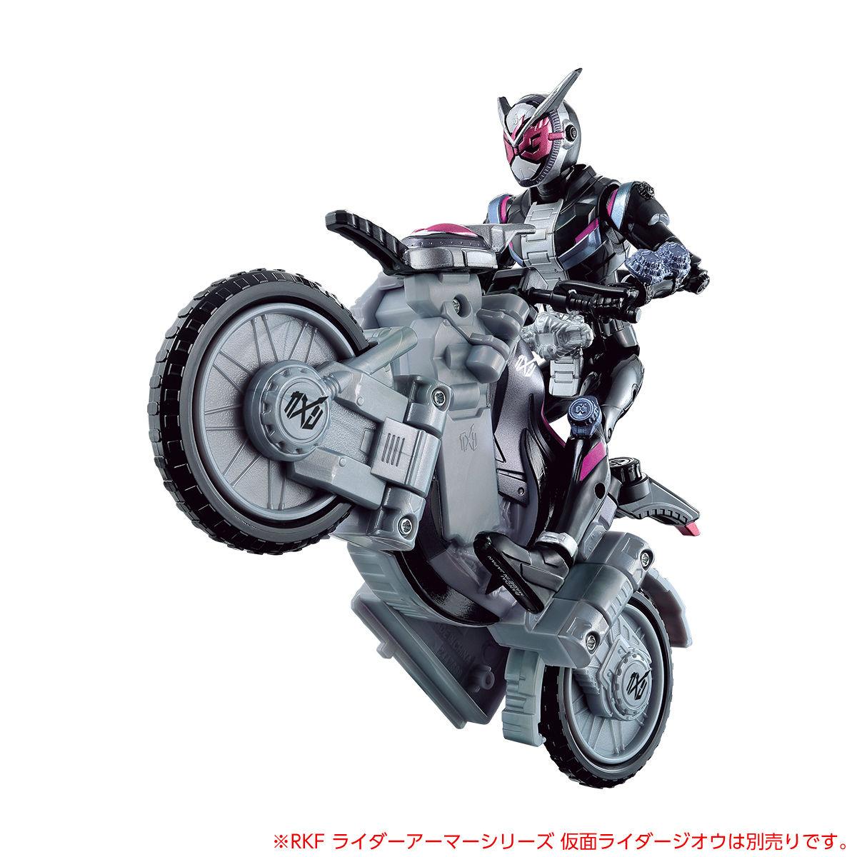 仮面ライダージオウ『DXライドストライカー』ライドウォッチ 変身なりきり-004