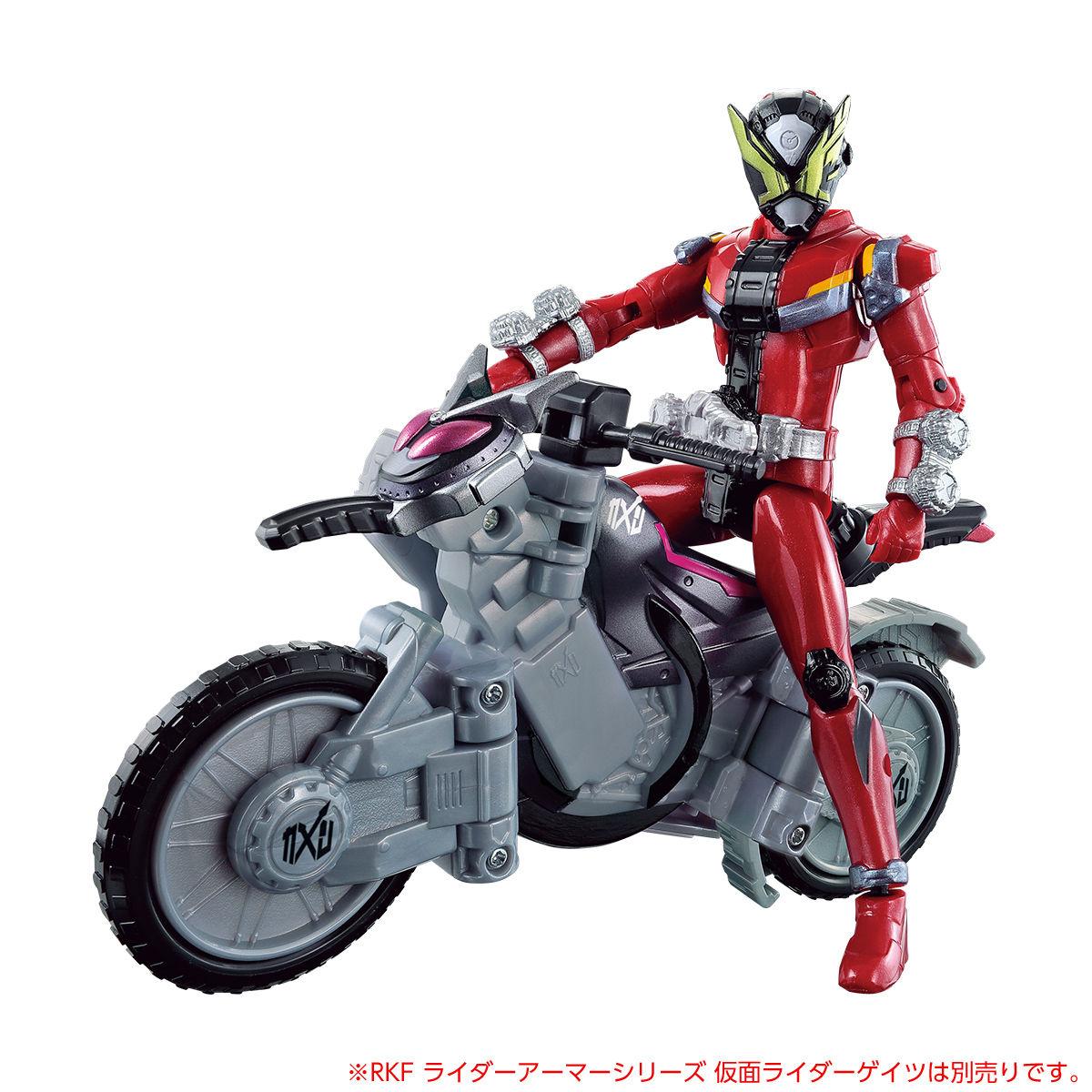 仮面ライダージオウ『DXライドストライカー』ライドウォッチ 変身なりきり-005