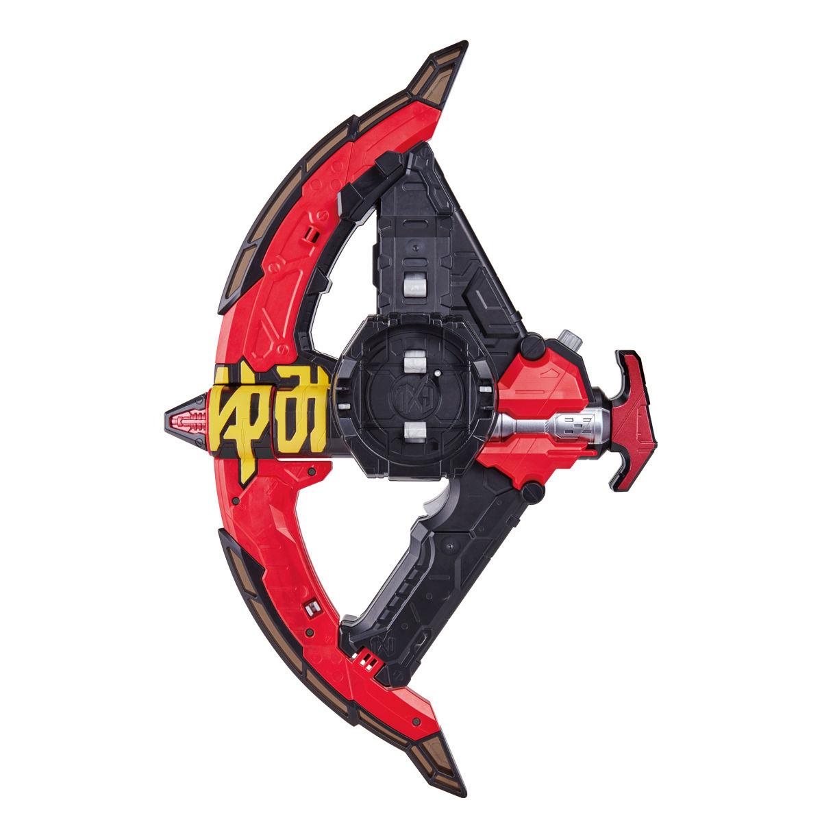 仮面ライダージオウ『時間厳斧DXジカンザックス』変身なりきり-004