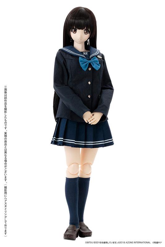 アゾン50cmオリジナルドール『まひろ / Happiness Clover 私立和遥高等学校ver.』完成品ドール-003