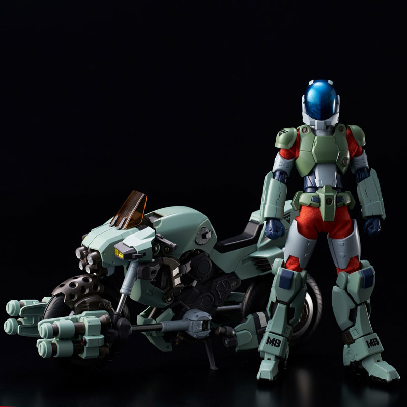 【再販】RIOBOT『VR-052F モスピーダ スティック』1/12 可動フィギュア-005