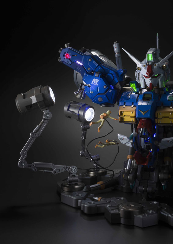 FORMANIA EX『ガンダム試作1号機 フルバーニアン』完成品フィギュア-011