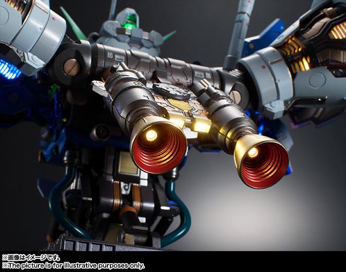 FORMANIA EX『ガンダム試作1号機 フルバーニアン』完成品フィギュア-018