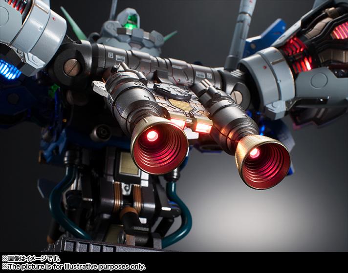 FORMANIA EX『ガンダム試作1号機 フルバーニアン』完成品フィギュア-019