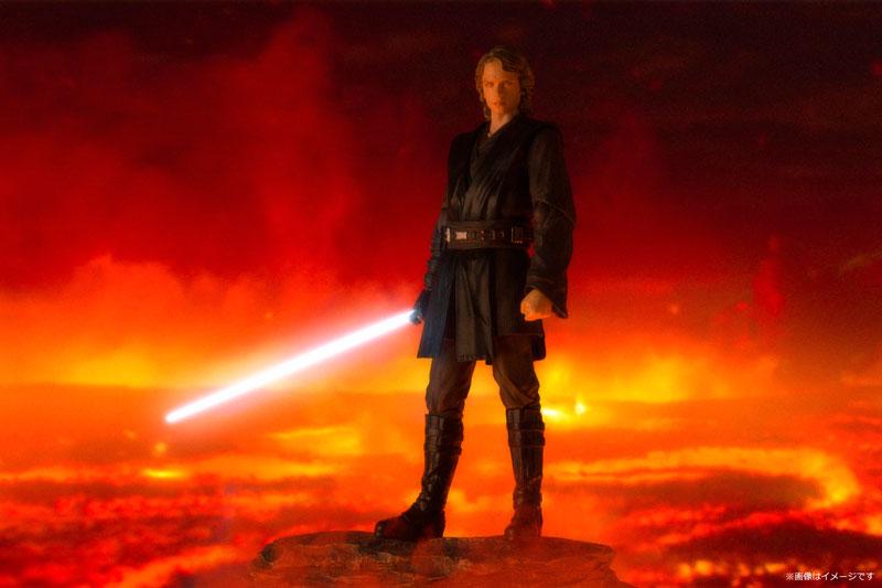 S.H.フィギュアーツ『アナキン・スカイウォーカー(Revenge of the Sith)|スター・ウォーズ エピソード3/シスの復讐』可動フィギュア-010