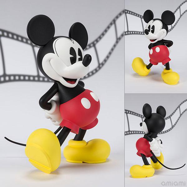 フィギュアーツZERO『ミッキーマウス 1930s』完成品フィギュア