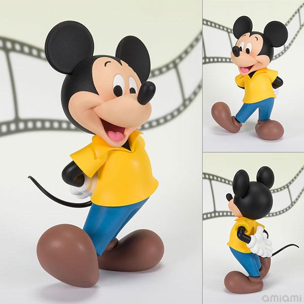 フィギュアーツZERO『ミッキーマウス 1980s』完成品フィギュア