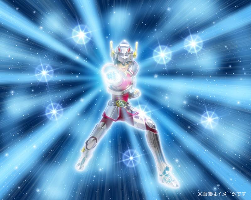 聖闘士聖衣神話『ペガサス星矢(初期青銅聖衣)〈リバイバル版〉 聖闘士星矢』可動フィギュア-009
