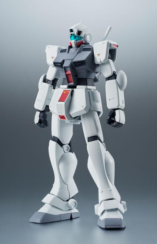 ROBOT魂 〈SIDE MS〉『RGM-79D ジム寒冷地仕様 ver. A.N.I.M.E.|機動戦士ガンダム0080 ポケットの中の戦争』可動フィギュア-001