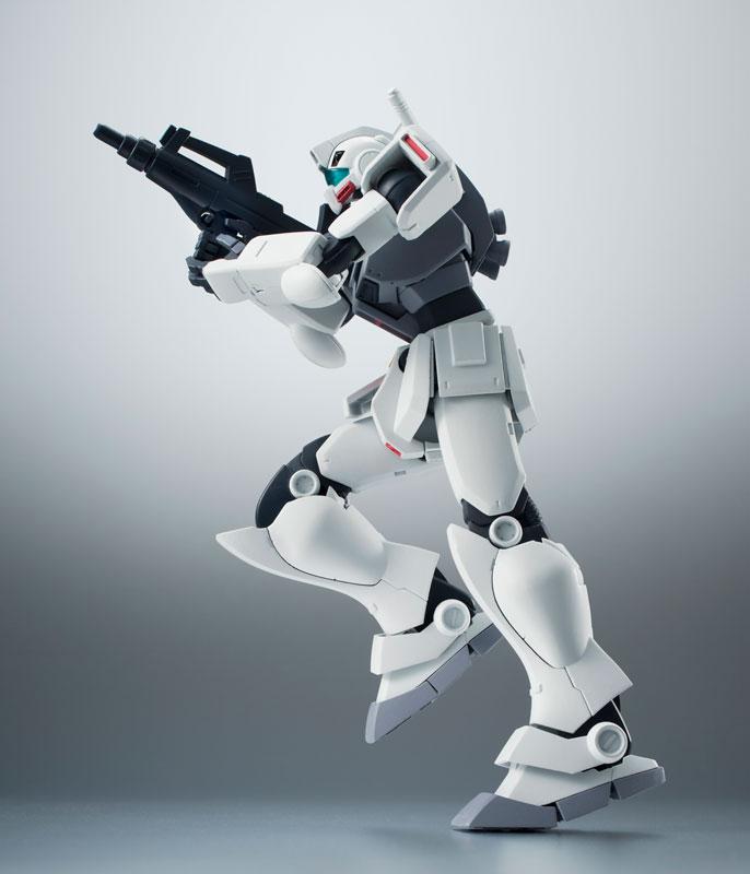 ROBOT魂 〈SIDE MS〉『RGM-79D ジム寒冷地仕様 ver. A.N.I.M.E.|機動戦士ガンダム0080 ポケットの中の戦争』可動フィギュア-002