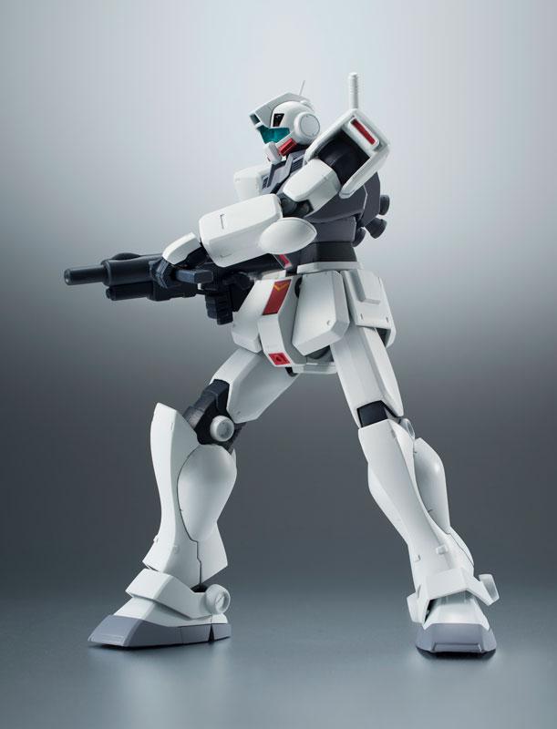 ROBOT魂 〈SIDE MS〉『RGM-79D ジム寒冷地仕様 ver. A.N.I.M.E. 機動戦士ガンダム0080 ポケットの中の戦争』可動フィギュア-003