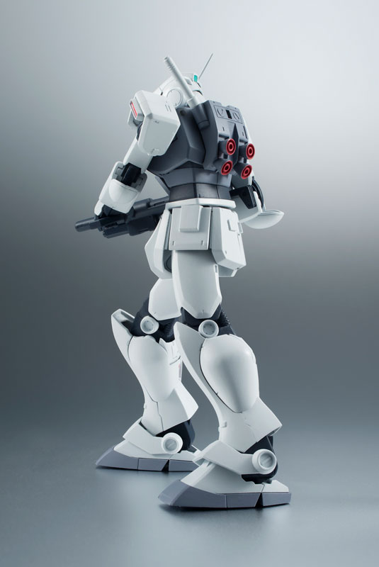 ROBOT魂 〈SIDE MS〉『RGM-79D ジム寒冷地仕様 ver. A.N.I.M.E.|機動戦士ガンダム0080 ポケットの中の戦争』可動フィギュア-004