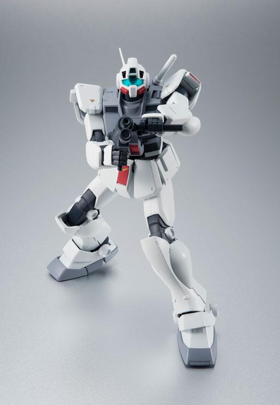 ROBOT魂 〈SIDE MS〉『RGM-79D ジム寒冷地仕様 ver. A.N.I.M.E. 機動戦士ガンダム0080 ポケットの中の戦争』可動フィギュア-006