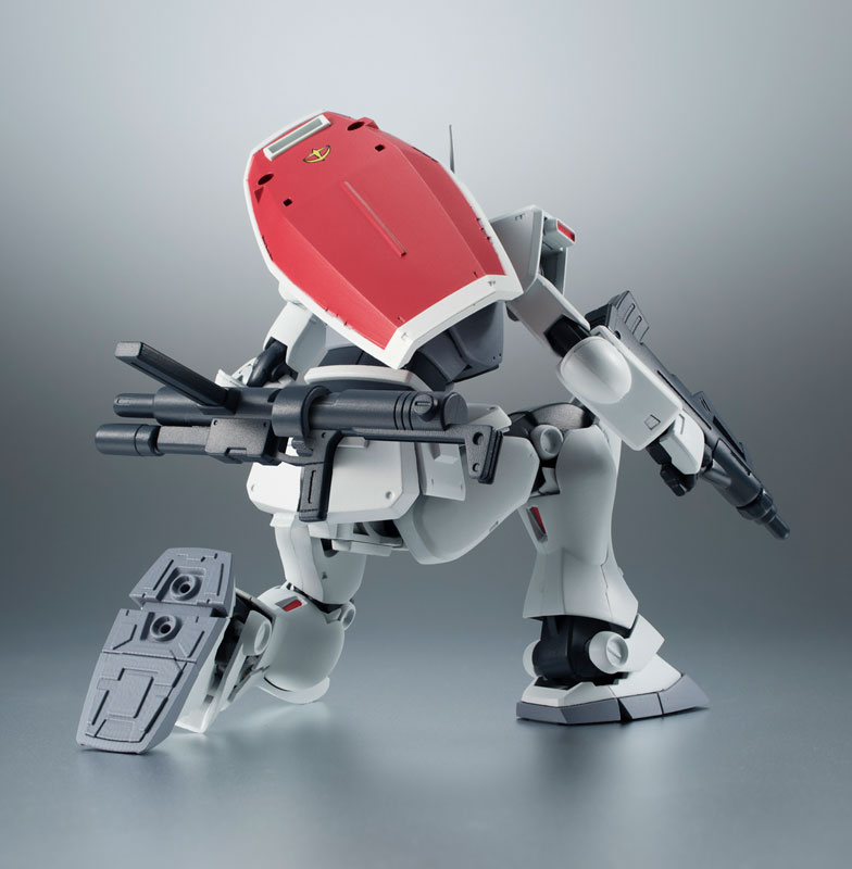 ROBOT魂 〈SIDE MS〉『RGM-79D ジム寒冷地仕様 ver. A.N.I.M.E.|機動戦士ガンダム0080 ポケットの中の戦争』可動フィギュア-009