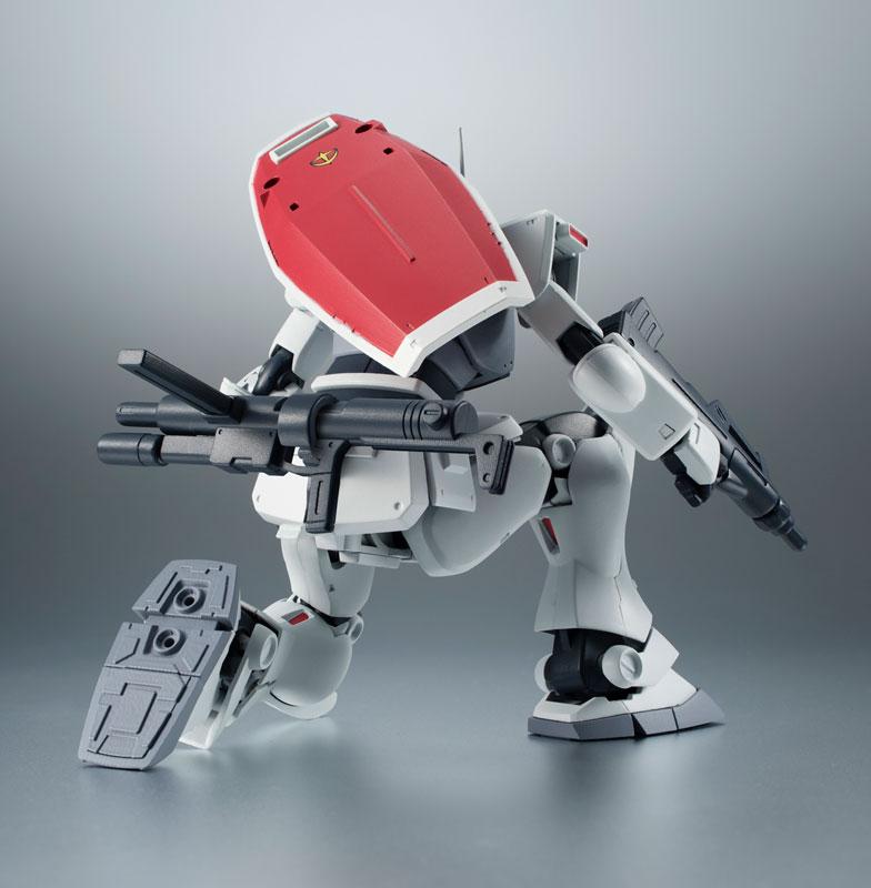 ROBOT魂 〈SIDE MS〉『RGM-79D ジム寒冷地仕様 ver. A.N.I.M.E. 機動戦士ガンダム0080 ポケットの中の戦争』可動フィギュア-009