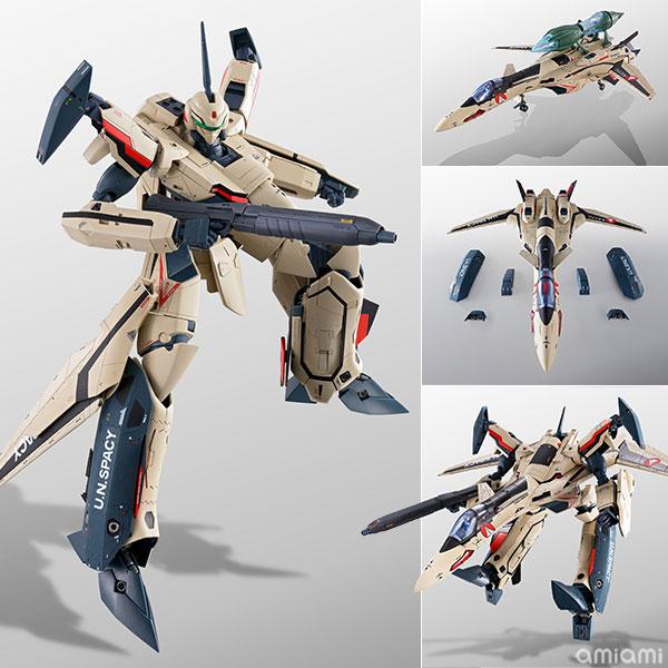 DX超合金『YF-19 フルセットパック マクロスプラス』可動フィギュア
