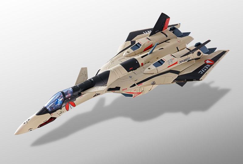 DX超合金『YF-19 フルセットパック マクロスプラス』可動フィギュア-002