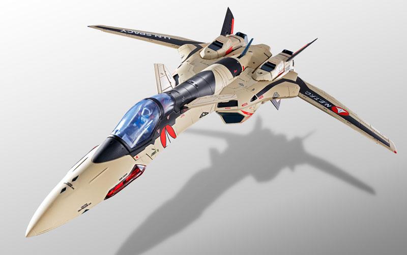 DX超合金『YF-19 フルセットパック マクロスプラス』可動フィギュア-003