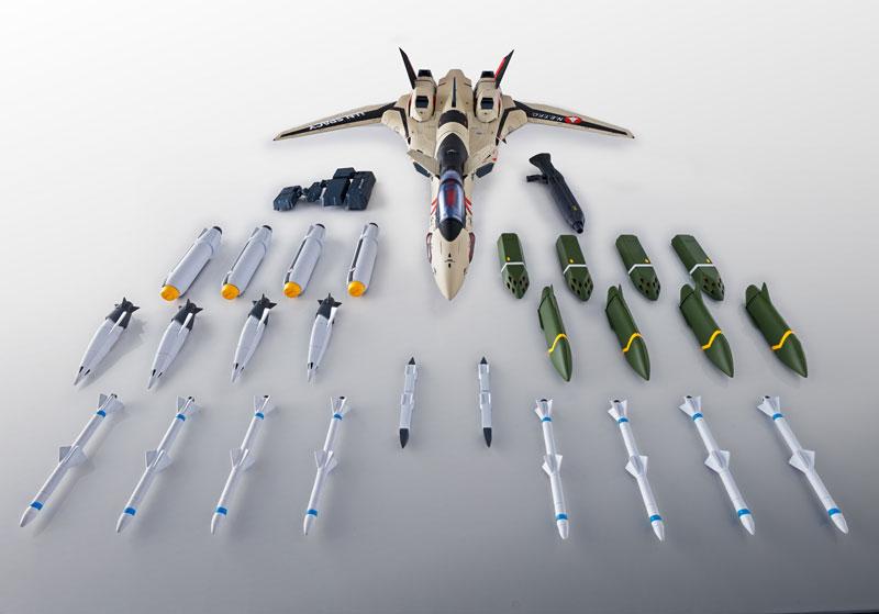 DX超合金『YF-19 フルセットパック|マクロスプラス』可動フィギュア-008