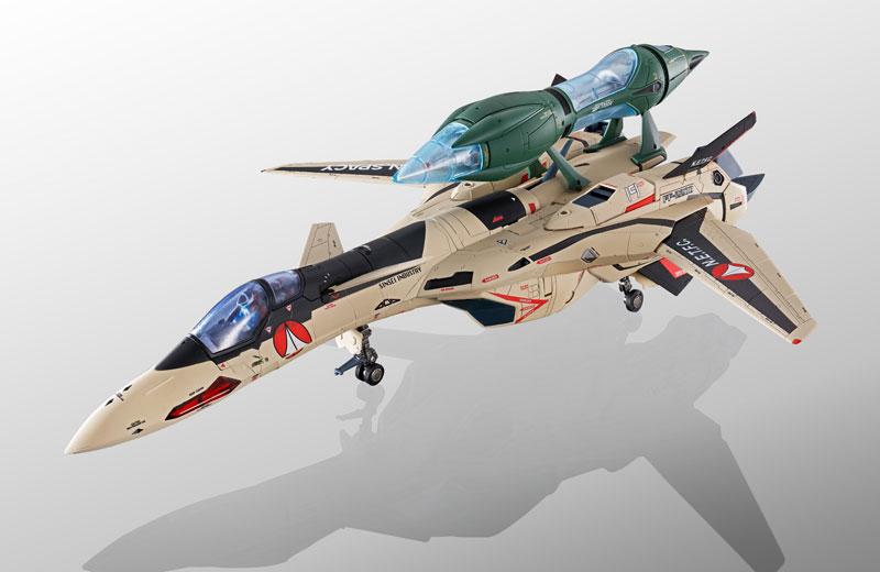 DX超合金『YF-19 フルセットパック マクロスプラス』可動フィギュア-010