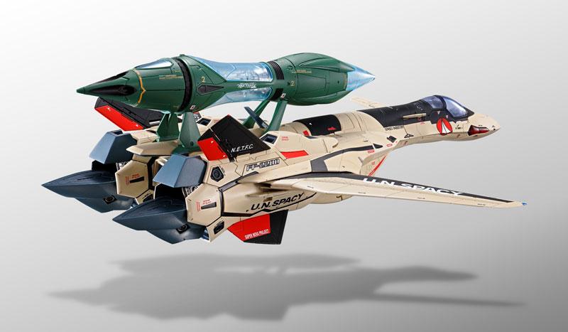 DX超合金『YF-19 フルセットパック マクロスプラス』可動フィギュア-011