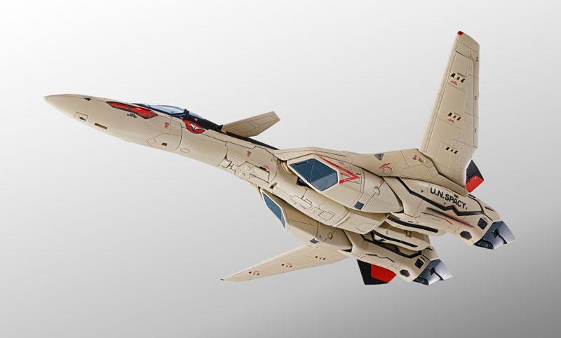 DX超合金『YF-19 フルセットパック マクロスプラス』可動フィギュア-012