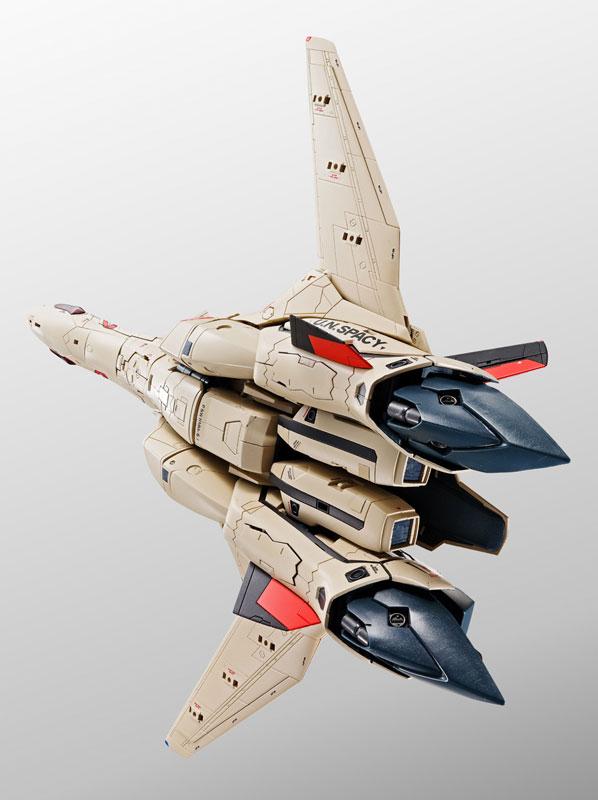 DX超合金『YF-19 フルセットパック マクロスプラス』可動フィギュア-013
