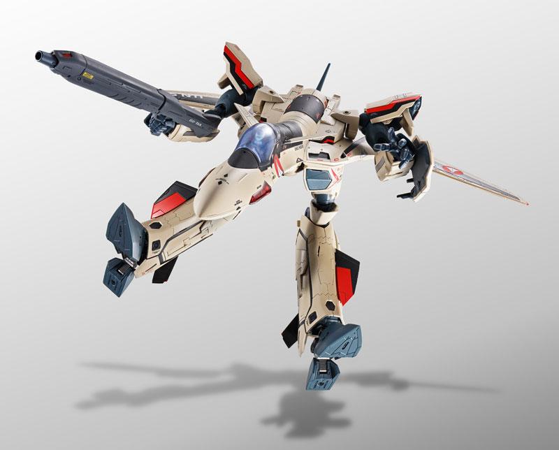 DX超合金『YF-19 フルセットパック マクロスプラス』可動フィギュア-014
