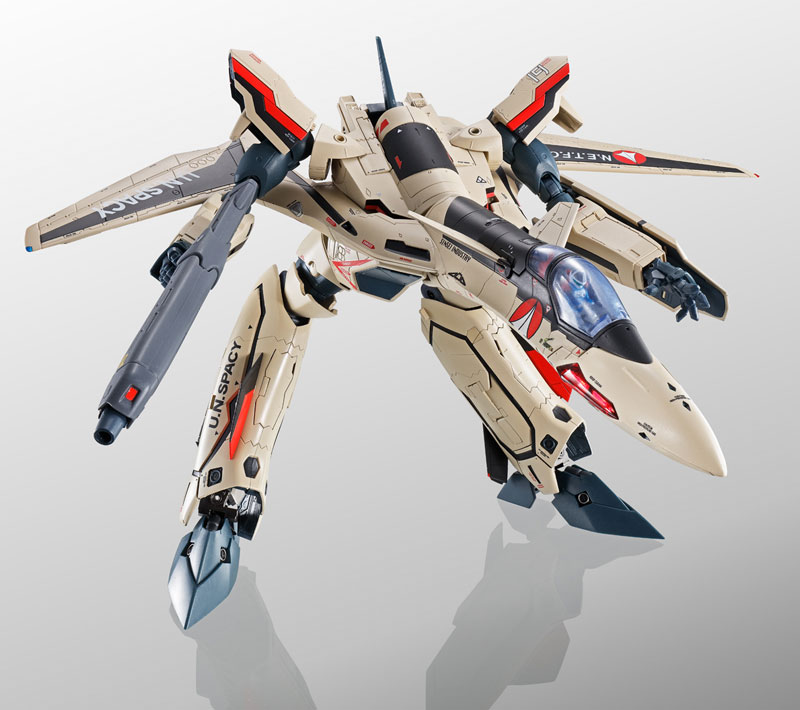DX超合金『YF-19 フルセットパック マクロスプラス』可動フィギュア-015