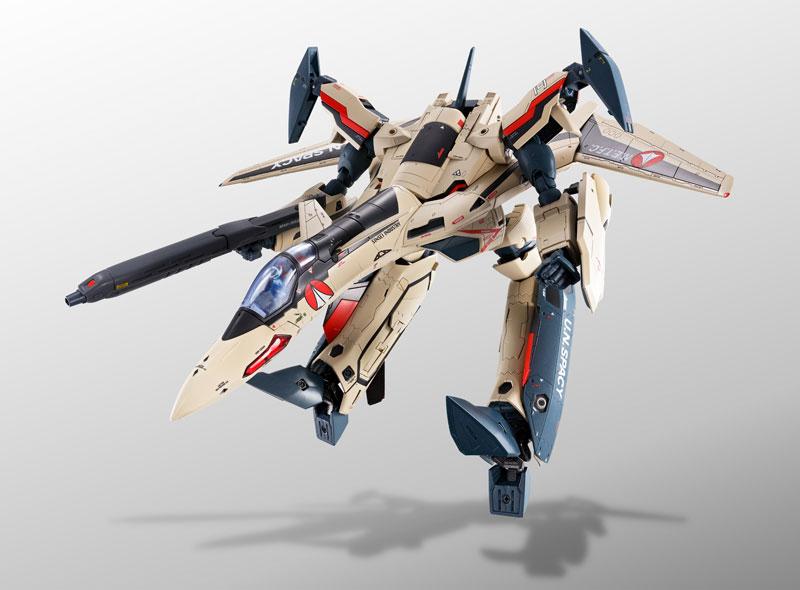 DX超合金『YF-19 フルセットパック マクロスプラス』可動フィギュア-016