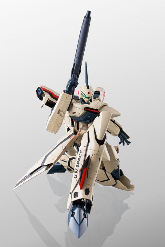 DX超合金『YF-19 フルセットパック マクロスプラス』可動フィギュア-020