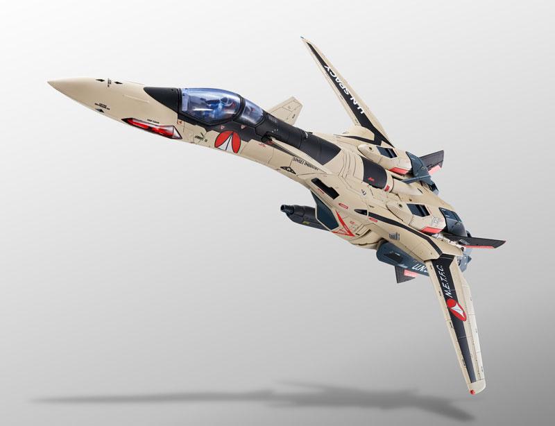 DX超合金『YF-19 フルセットパック マクロスプラス』可動フィギュア-026
