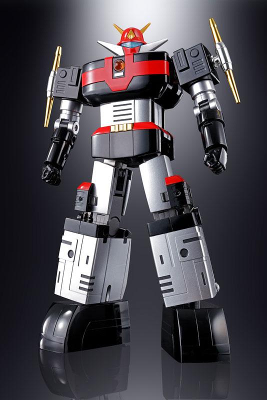 超合金魂 GX-60R『宇宙大帝ゴッドシグマ(リニューアルバージョン) |宇宙大帝ゴッドシグマ』合体変形可動フィギュア-001