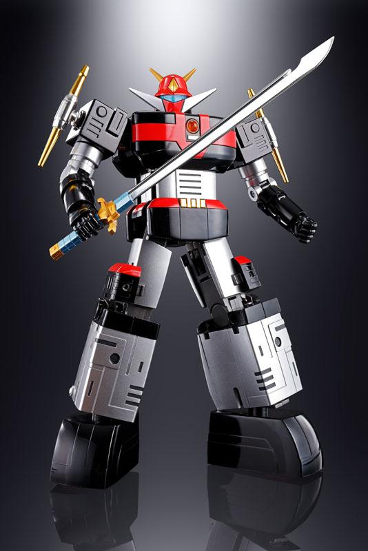 超合金魂 GX-60R『宇宙大帝ゴッドシグマ(リニューアルバージョン) |宇宙大帝ゴッドシグマ』合体変形可動フィギュア-004