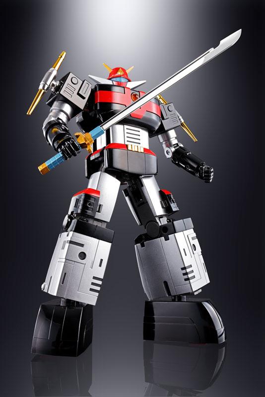 超合金魂 GX-60R『宇宙大帝ゴッドシグマ(リニューアルバージョン) |宇宙大帝ゴッドシグマ』合体変形可動フィギュア-005