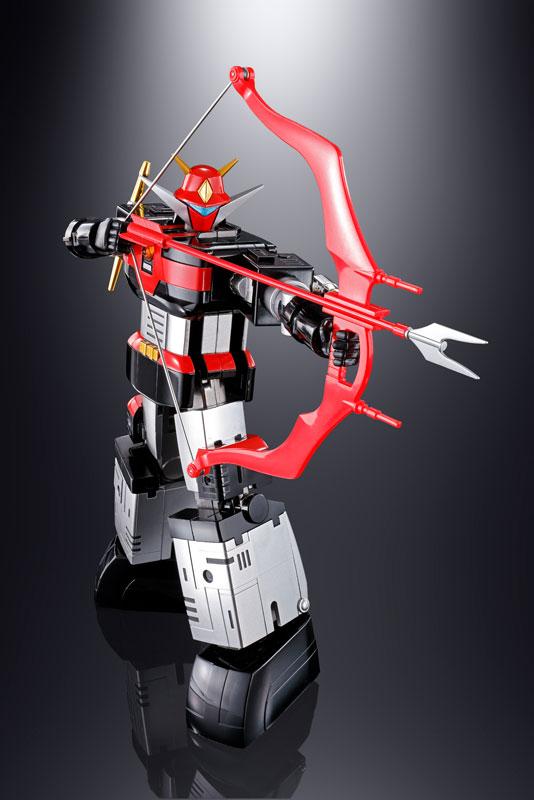 超合金魂 GX-60R『宇宙大帝ゴッドシグマ(リニューアルバージョン) |宇宙大帝ゴッドシグマ』合体変形可動フィギュア-012