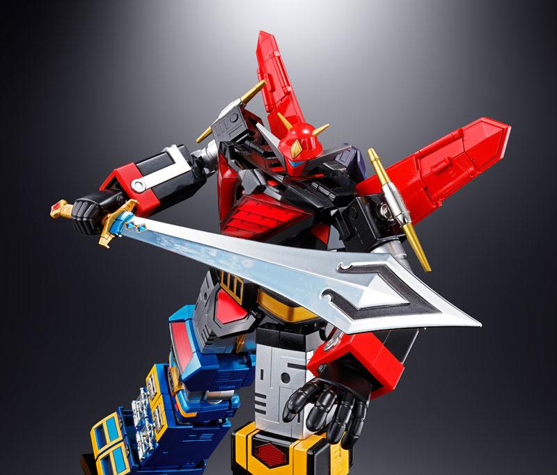 超合金魂 GX-60R『宇宙大帝ゴッドシグマ(リニューアルバージョン) |宇宙大帝ゴッドシグマ』合体変形可動フィギュア-014