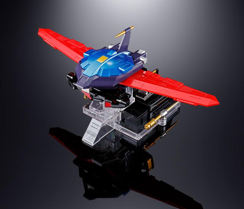 超合金魂 GX-60R『宇宙大帝ゴッドシグマ(リニューアルバージョン) |宇宙大帝ゴッドシグマ』合体変形可動フィギュア-025