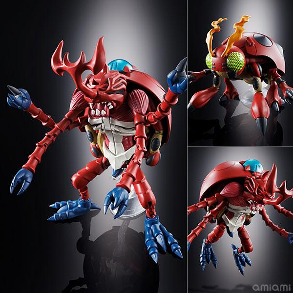 超進化魂 06『アトラーカブテリモン デジモンアドベンチャー』可変可動フィギュア