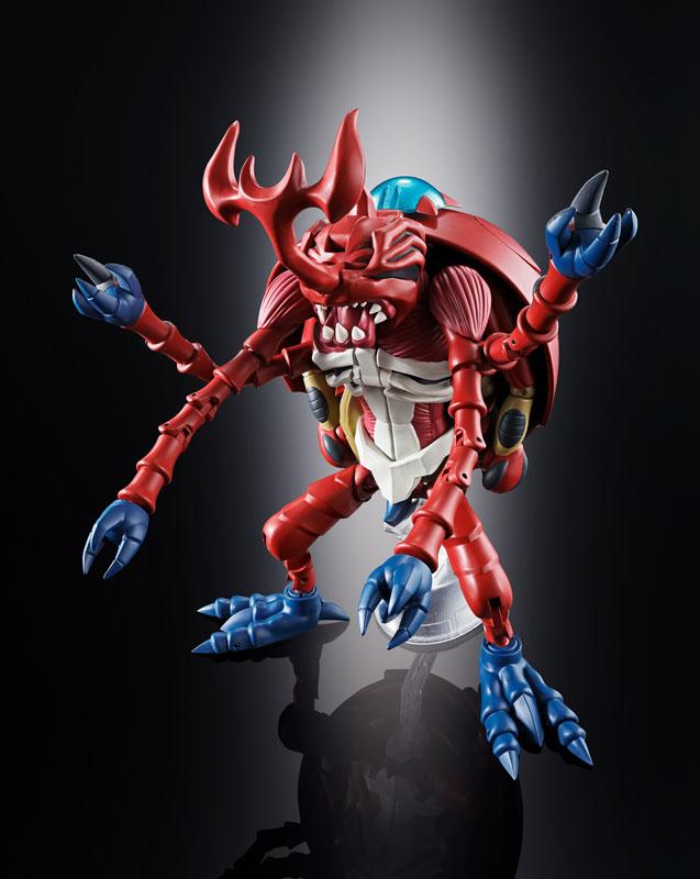 超進化魂 06『アトラーカブテリモン|デジモンアドベンチャー』可変可動フィギュア-001