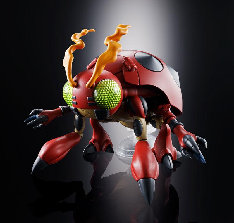 超進化魂 06『アトラーカブテリモン デジモンアドベンチャー』可変可動フィギュア-002
