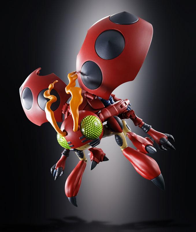 超進化魂 06『アトラーカブテリモン デジモンアドベンチャー』可変可動フィギュア-004