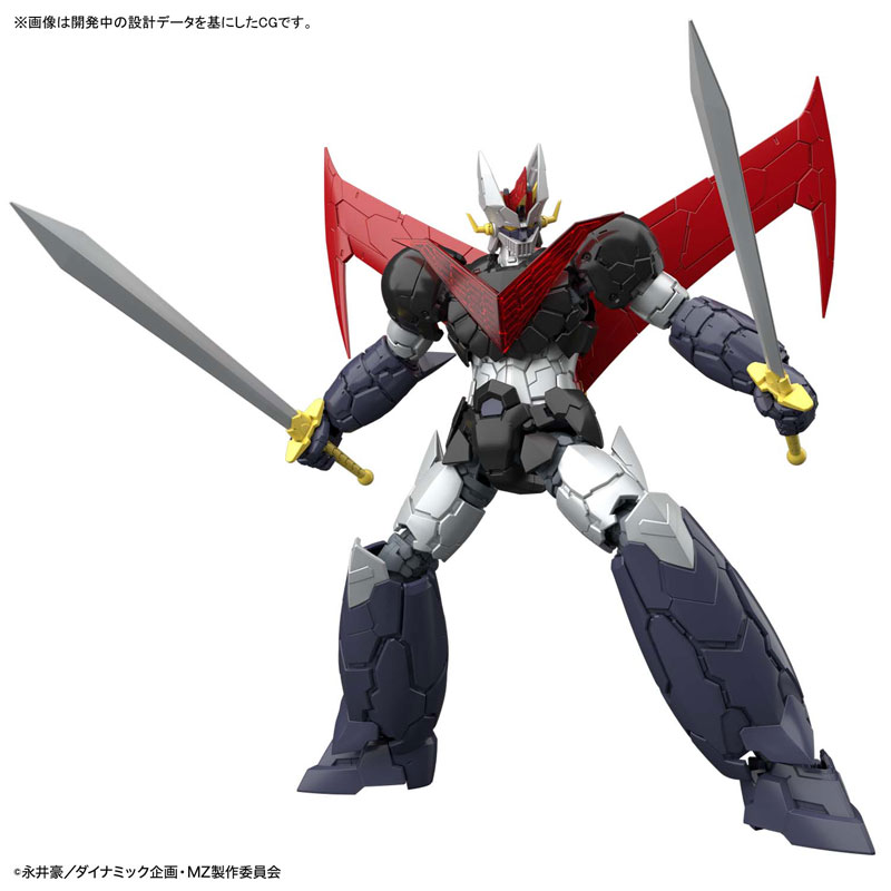 HG 1/144『グレートマジンガー(マジンガーZ INFINITY Ver.)』プラモデル-001