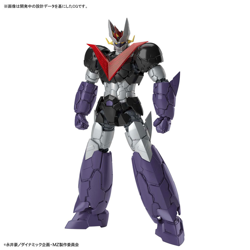 HG 1/144『グレートマジンガー(マジンガーZ INFINITY Ver.)』プラモデル-002