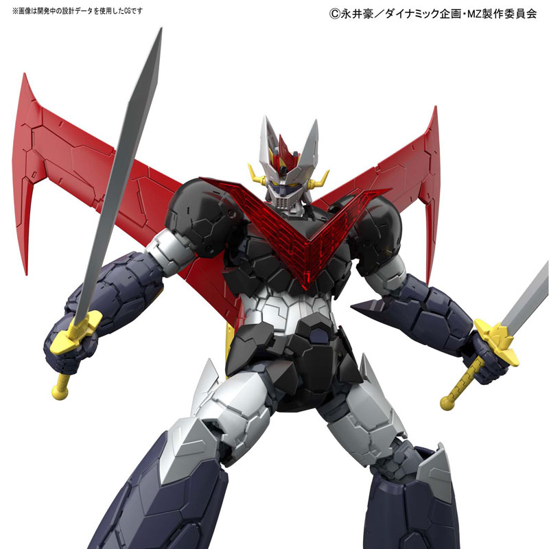 HG 1/144『グレートマジンガー(マジンガーZ INFINITY Ver.)』プラモデル-007