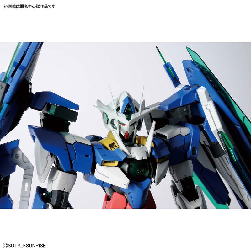MG『ダブルオークアンタフルセイバー 機動戦士ガンダム00V戦記』1/100 プラモデル-006