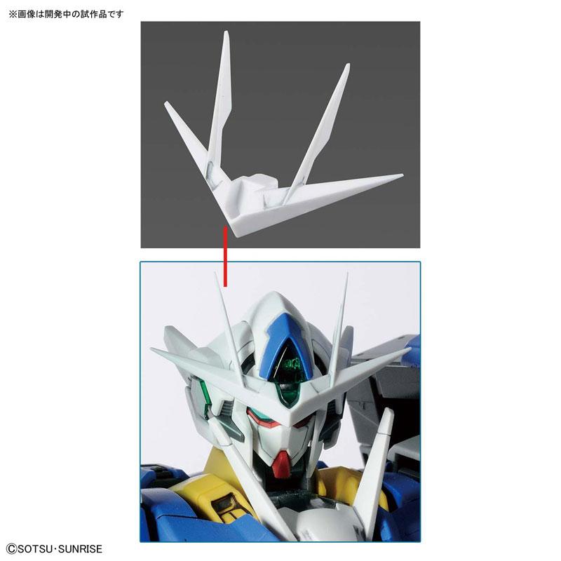 MG『ダブルオークアンタフルセイバー 機動戦士ガンダム00V戦記』1/100 プラモデル-007