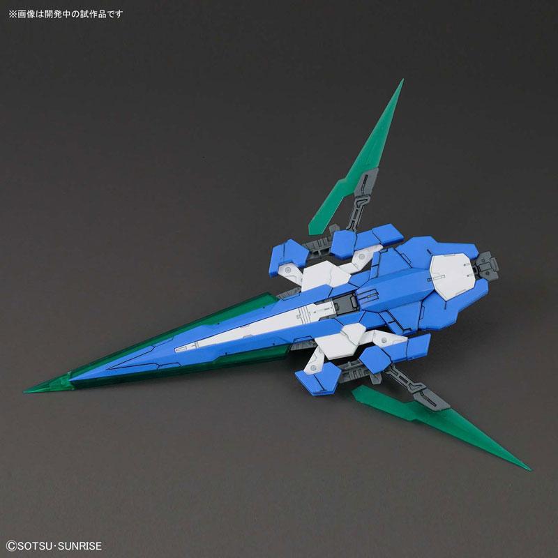 MG『ダブルオークアンタフルセイバー 機動戦士ガンダム00V戦記』1/100 プラモデル-010
