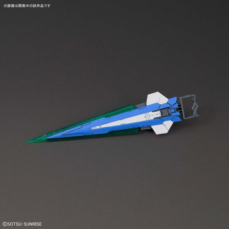 MG『ダブルオークアンタフルセイバー 機動戦士ガンダム00V戦記』1/100 プラモデル-012