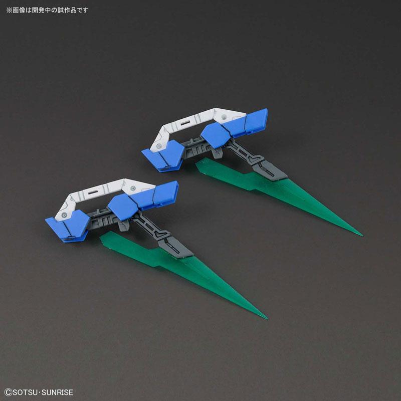 MG『ダブルオークアンタフルセイバー|機動戦士ガンダム00V戦記』1/100 プラモデル-014